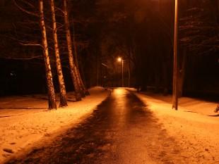 Mrazivá procházka #2
