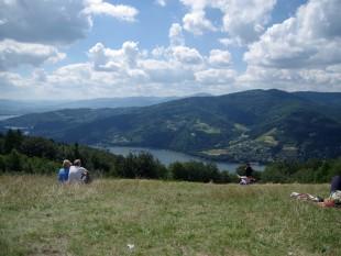 PL Žywiecké jezero 2016